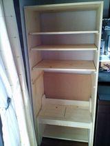 作った棚がすっぽり入る