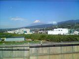 この時期の富士山は美しい