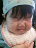 泣き顔もキャワイイ