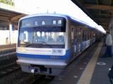 初めて乗った伊豆箱根鉄道。終点は修善寺。
