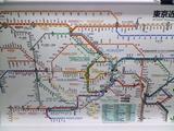 JR東日本の路線図