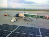 新北九州空港に停泊中のスターフライヤー