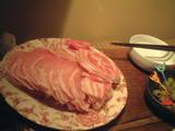 豚薄切り肉
