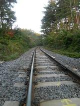 線路は伸びる