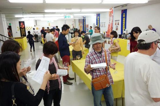 ビアフェス沖縄会場風景