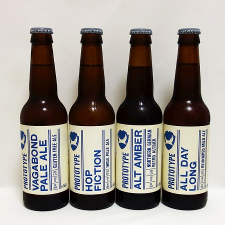 BrewDog Brewery ブリュードッグ プロトタイプチャレンジ2014