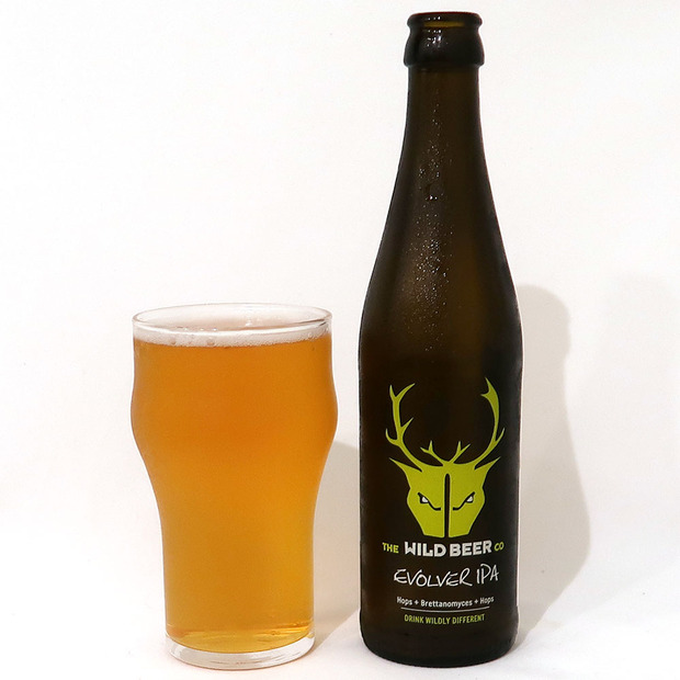 イギリス Wild Beer Co EVOLVER IPA