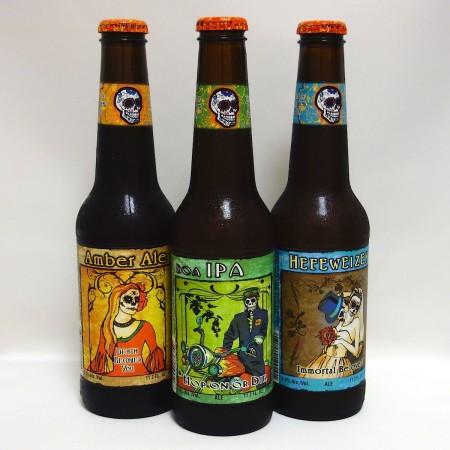 メキシコ クラフトビール デイ・オブ・ザ・デッド