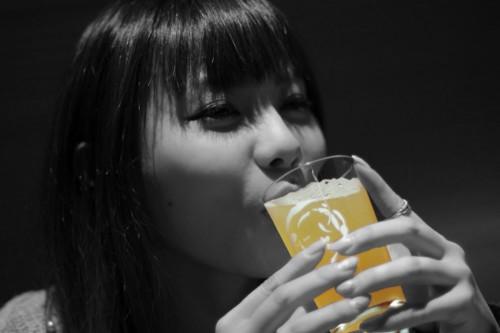 美人×麦酒 ララさん