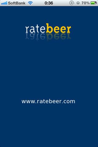 ratebeer Scores