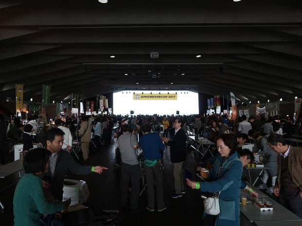 JAPAN BREWERS CUP 2017