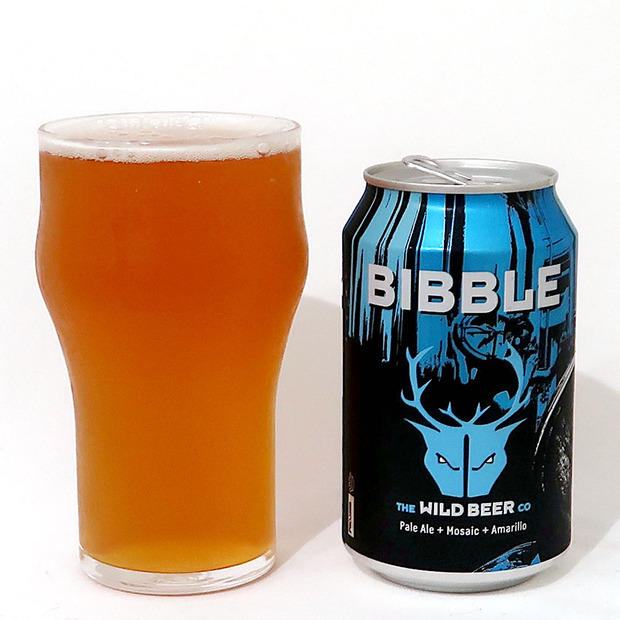 Wild Beer Co BIBBLE