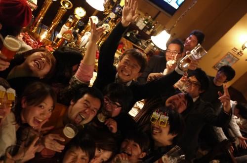 ビール、キターーーッ!