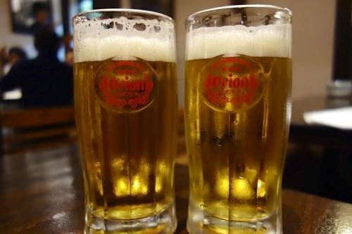 オリオンビールと麦職人
