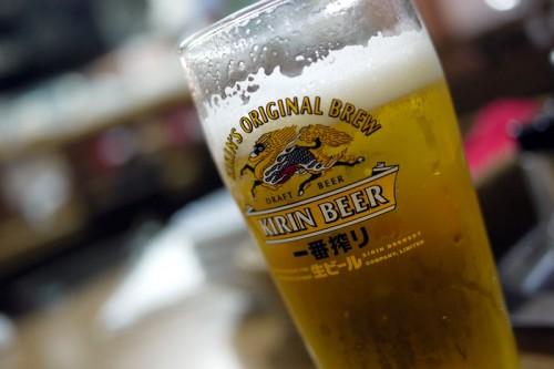 キリンビール 一番搾り
