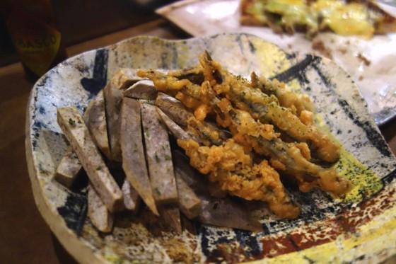 kana風フィッシュ&チップス(700円)
