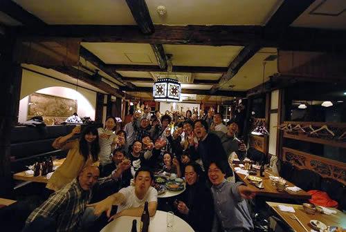 春のビールミーティング2010