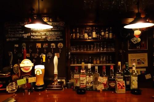 Cooper Ale's タップ