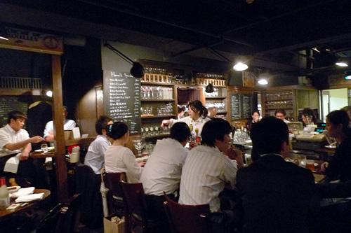渋谷 Hemel 店内