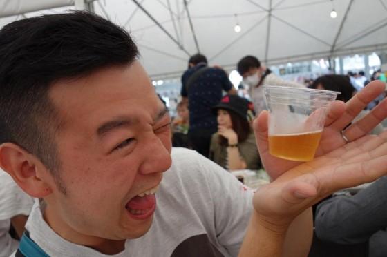 今日もビールがうまい!