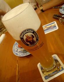 フランツィスカーナーヴァイスビール