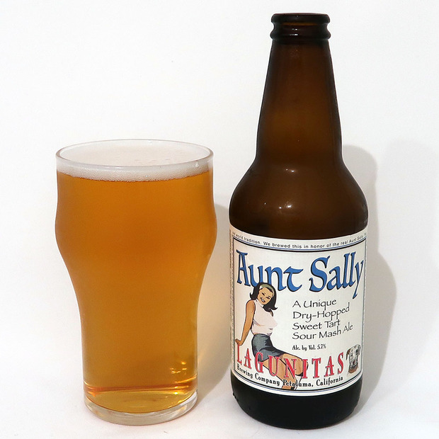 アメリカ Lagunitas Brewing Aunt Sally