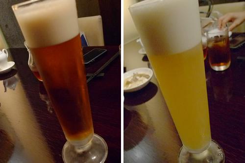 過門香 レッド&ホワイトマウンテンビール