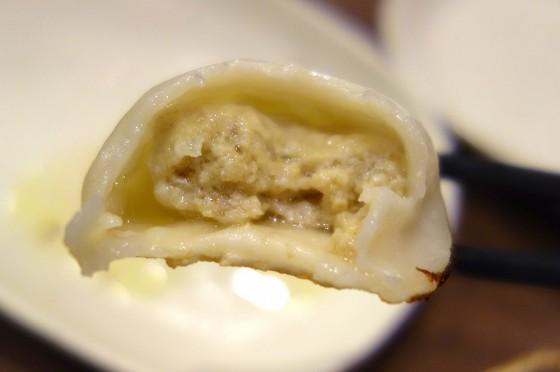 カレー餃子