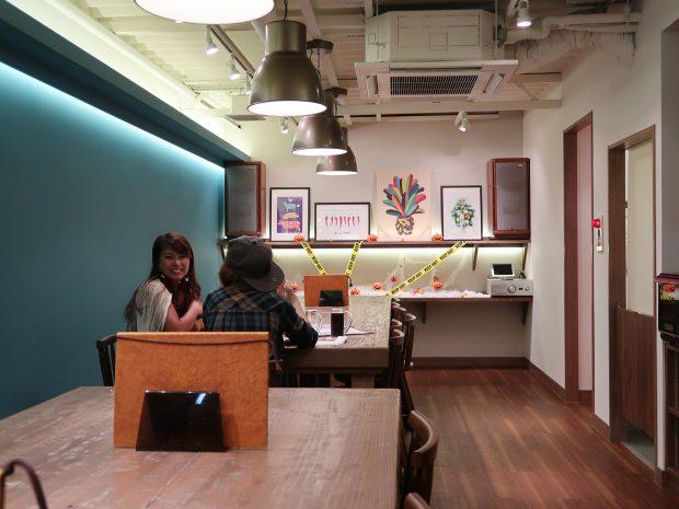 Taste of Okinawa 店内