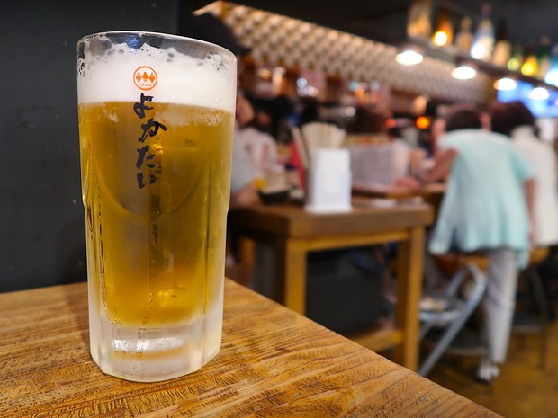 生ビール!