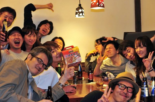 ビールミーティング