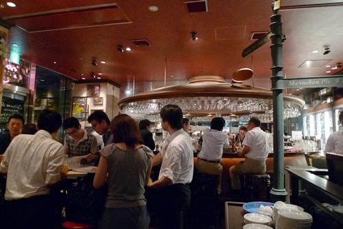 虎ノ門 デリリウムカフェ トーキョー