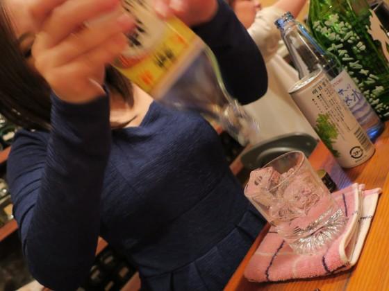 ボトルを飲み切った!