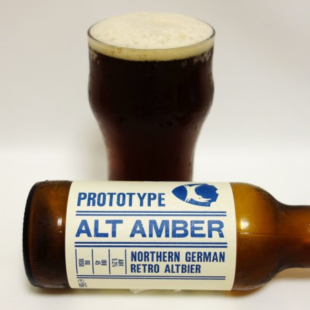 BrewDog Brewery Alt amber