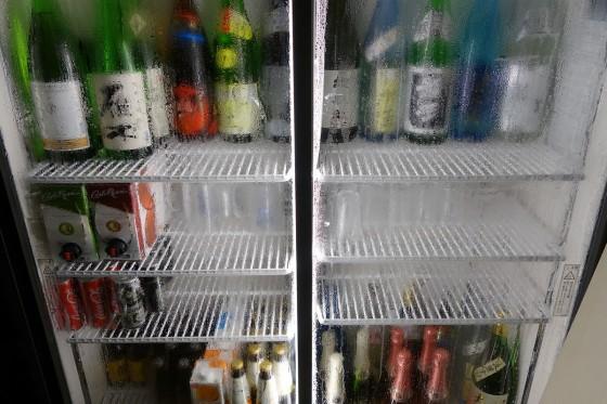 飲み放題な冷蔵庫