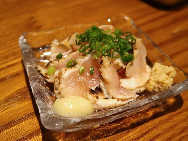 鶏タタキ(500円)
