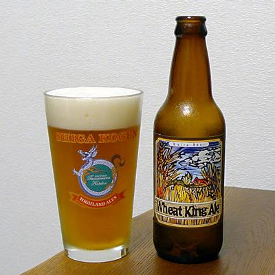 生ビールブログ -とりあえず生!--ベアードビール ウィートキングエール