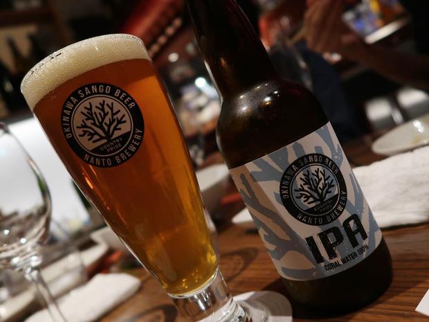 サンゴビール IPA