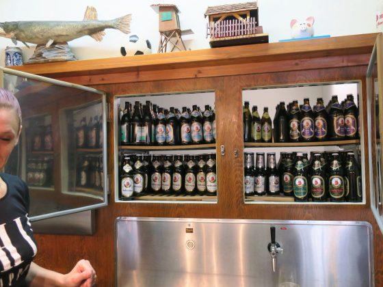 いろいろなビールが!