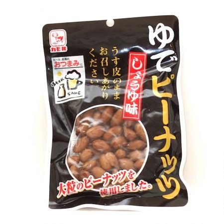 カモ井 ゆでピーナッツ