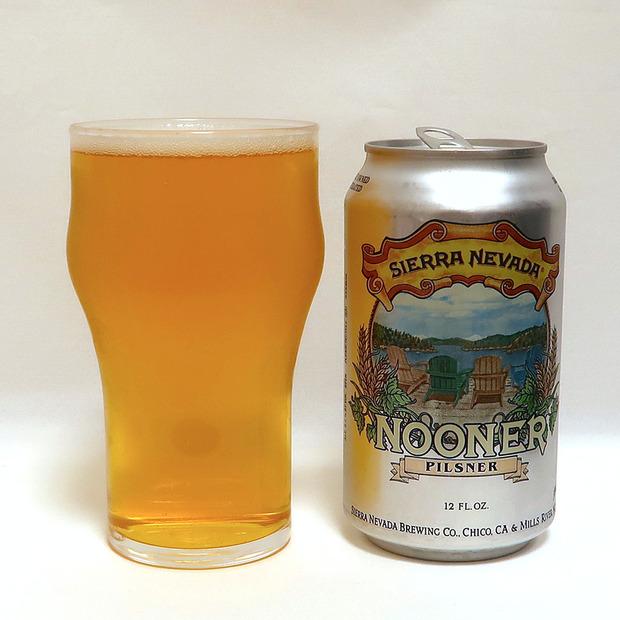 アメリカ Sierra Nevada Brewing NOONER PILSNER