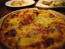 ピザとかジャーマンポテトとか