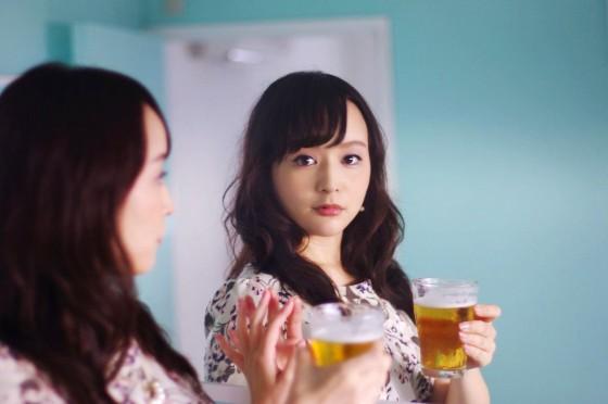美人×麦酒 なつみさん