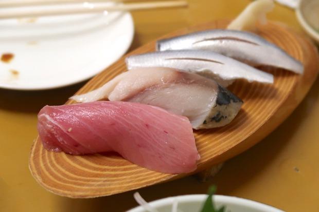 お寿司いろいろ