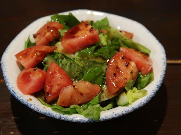 野菜サラダ(450円)