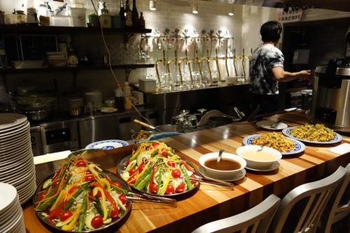 ヒマラヤテーブルのお料理 その1