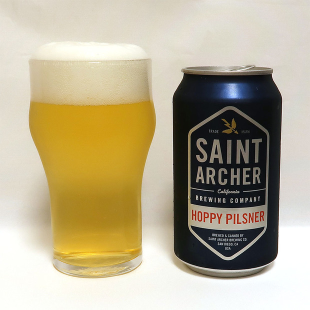 アメリカ Saint Archer Hoppy Pilsner