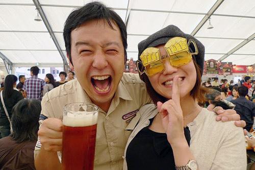 ビール最高!