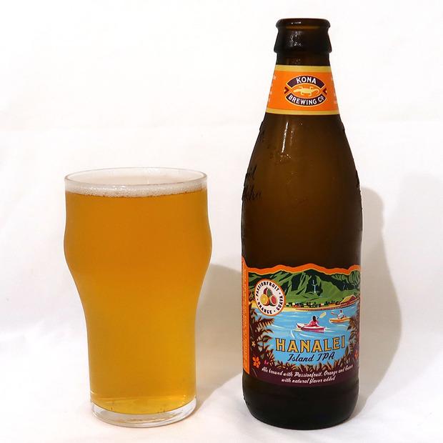 アメリカ Kona Brewing Co Hanalei Island IPA
