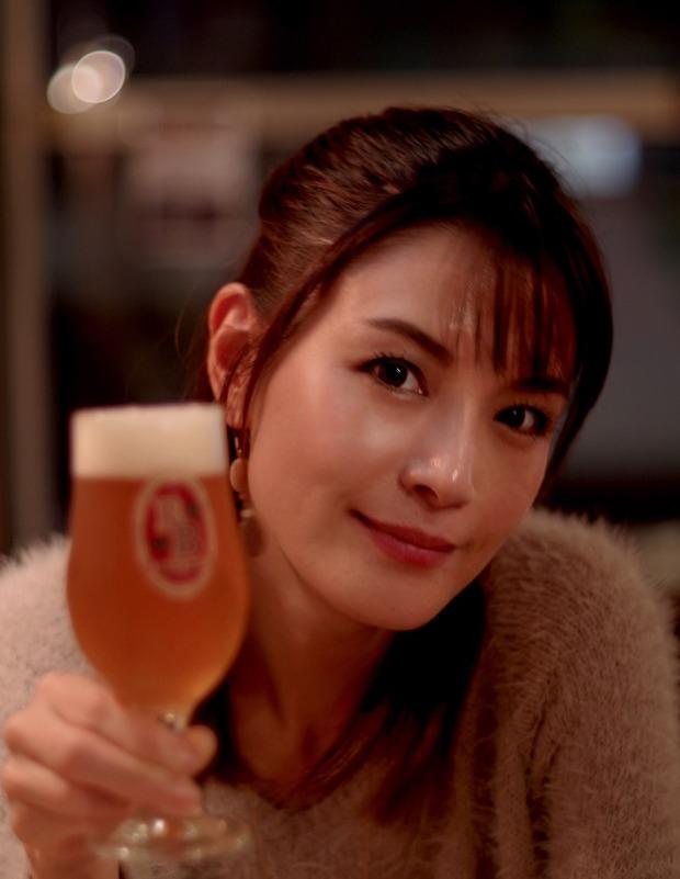 しっとり美人×麦酒